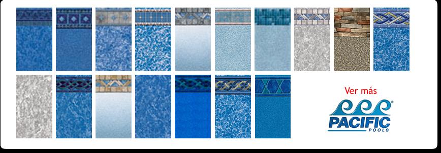 American pools piscinas americanas piscinas liners for Precio de liner para piscinas